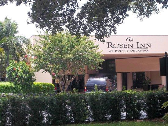 Rosen Inn at Pointe Orlando: Entrance