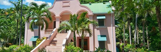 Saint David Parish, Grenada: The Manor House, built by the infamous Lord Brownlow