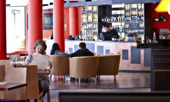Future Inn Cabot Circus Hotel: Chophouse Bar