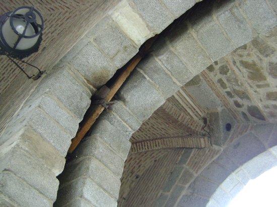 Puerta de Alfonso VI: el medievo en pleno