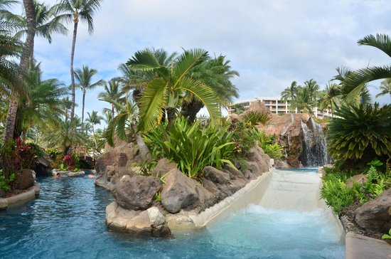 Grand Wailea - A Waldorf Astoria Resort: Pool