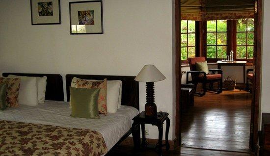 Sinna Dorai's Bungalow: Master bedroom