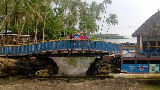 Samoa Hideaway Beach: Kids area