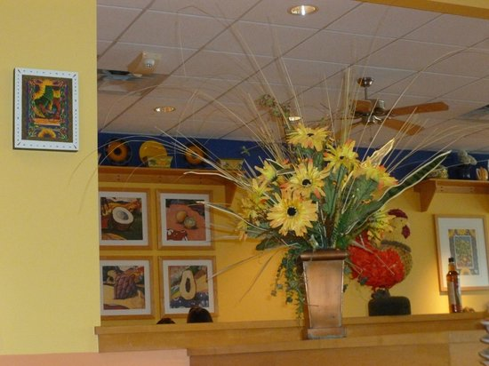 Attractive atmosphere at The Good Egg Restaurant. - Picture of The ...