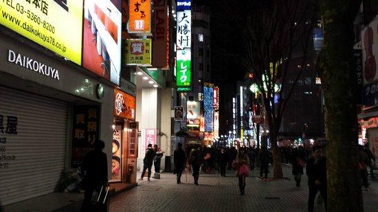 Kabukicho: Signs, signs, signs...