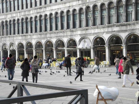 St. Mark's Square: Altra veduta della Piazza San Marco