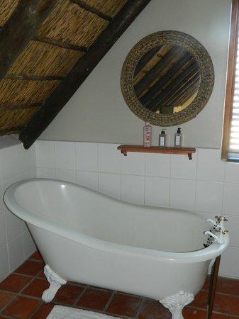 Bathroom in unit Perlemoen
