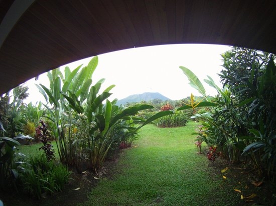 Paradise Adventures Costa Rica: On the way to Zip-lining in Arenal