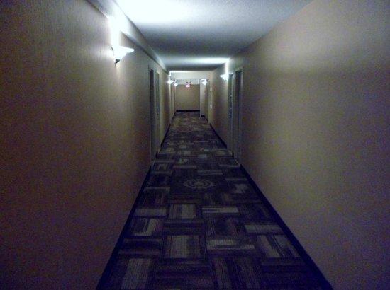 Hotel Espresso Montreal Centre-Ville/Downtown: Corridor