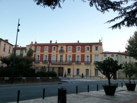 Les Buis: ホテル