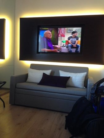 Hotel Yehuda : tv