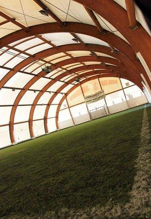 Karting Klub: Soccer field