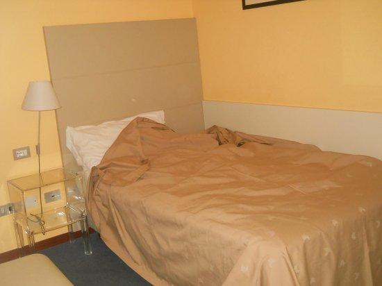 Hotel Centrale Byron: letto singolo