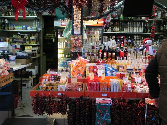 Central Market Hall: Misc stall