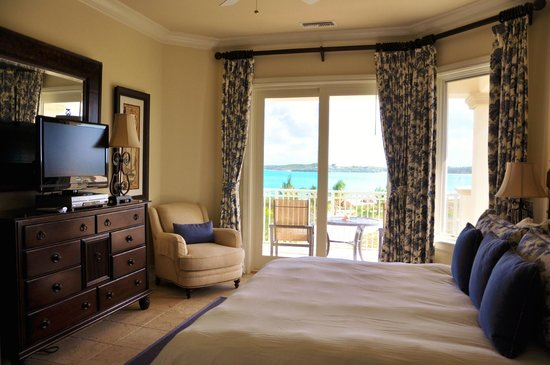 Grand Isle Resort & Spa: Part of the bedrrom