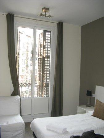 Aspasios Rambla Catalunya Suites: 寝室1