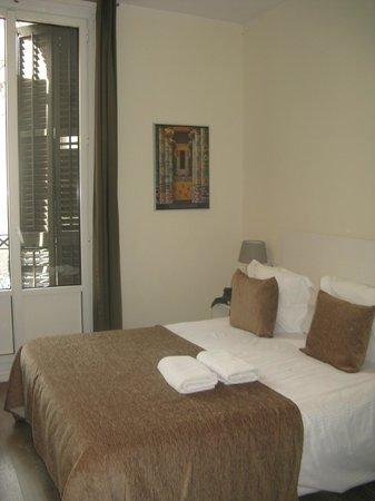 Aspasios Rambla Catalunya Suites: 寝室2