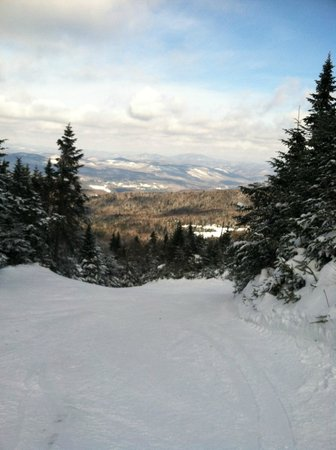 Gore Mountain: View from the High Peaks area