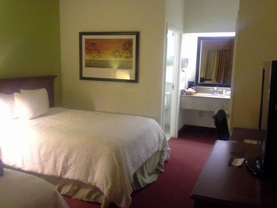 Hampton Inn Walterboro: room