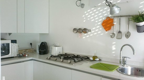 Dettagli cucina picture of porta garibaldi b b milan - Bed and breakfast porta romana milano ...