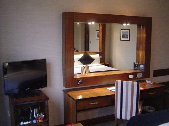 Ashling Hotel: Bedroom