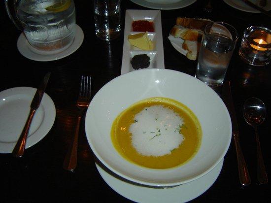 Ashling Hotel: Dining