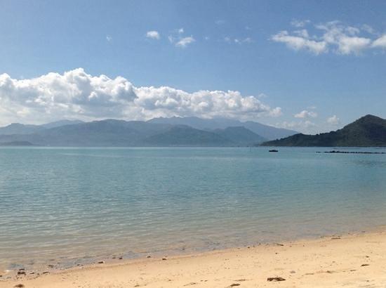 L'Alyana Ninh Van Bay: plage
