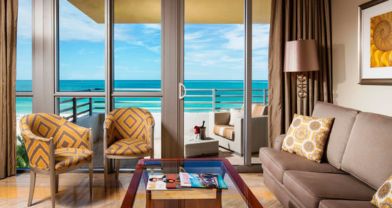 Hilton Bentley Miami South Beach Suite