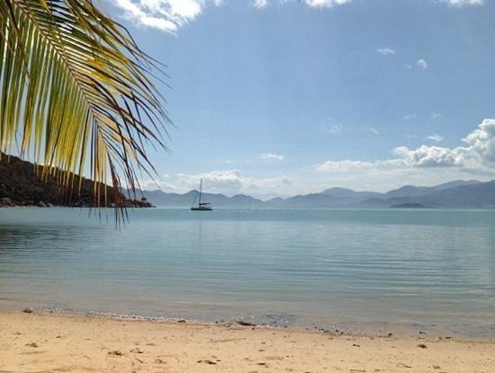 L'Alyana Ninh Van Bay: beach