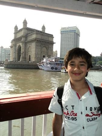 View of Gateway of India