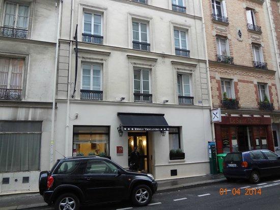Hotel Etoile Trocadero: Hotel