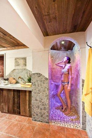 Vital - Hotel zum Ritter: Eisgrotte im Spa