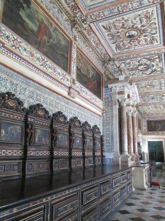 Basilica Cathedral : sacristia