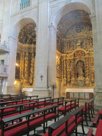Basilica Cathedral : ouro