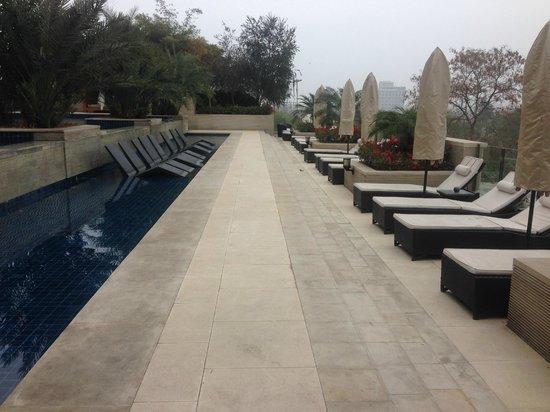 Vivanta by Taj, Surajkund: Pool edge