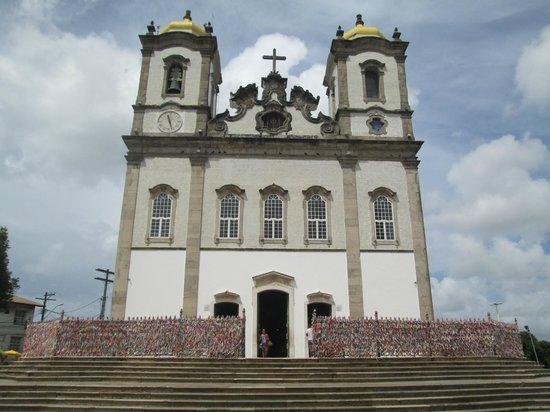 Nosso Senhor do Bonfim church : a igreja