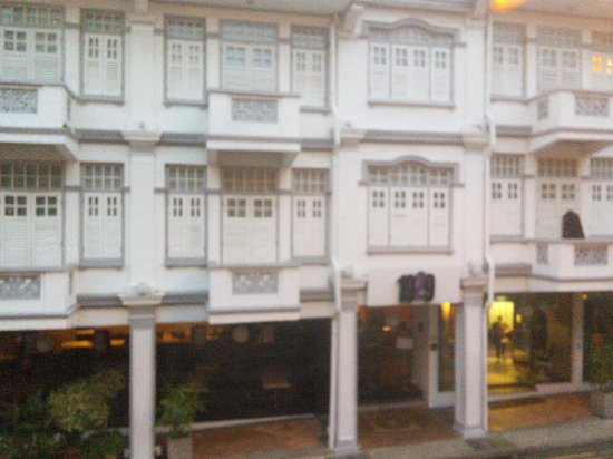 Naumi Liora: View from the room