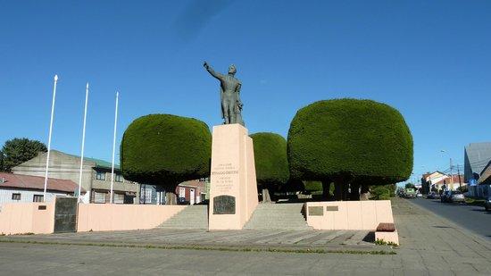 Monumento Libertador Bernardo O'Higgins