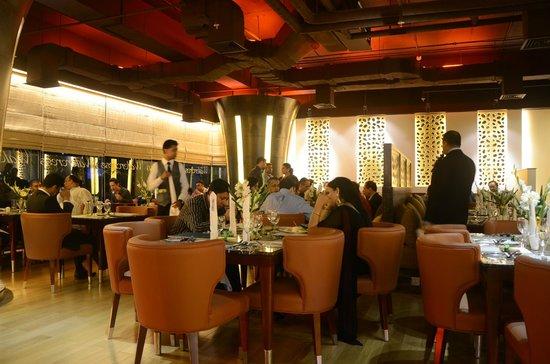 Asian Restaurant Near Tower Bridge