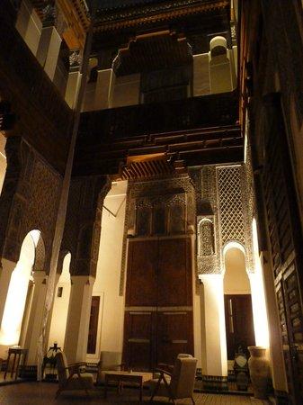 Hotel & Spa Riad Dar Bensouda : Patio interior