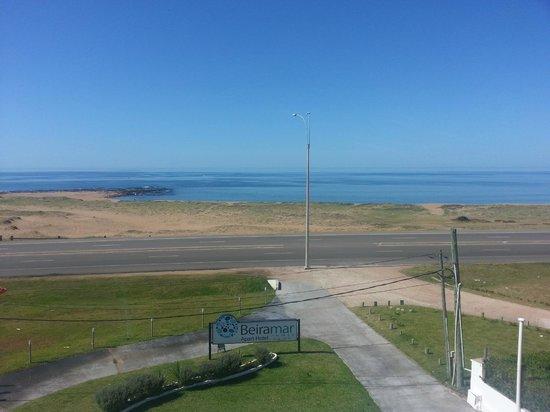 Apart Hotel Beira Mar: Vista al mar