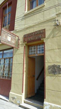 Museo Naval y Maritimo