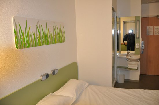 Hotel Ibis Budget Vila Nova De Gaia: Room on the 4th floor