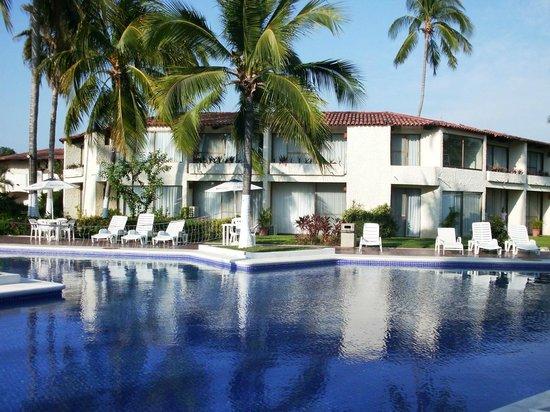 Hotel Cabo Blanco: Vista habitaciones standar