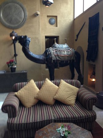 Bab Al Shams Desert Resort & Spa: Perfect