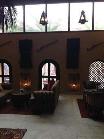 Bab Al Shams Desert Resort & Spa: Parts of Lobby