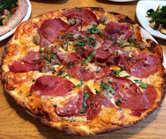 Sicilian - Picture of California Pizza Kitchen, Pasadena - TripAdvisor