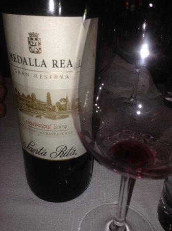 Cafe Vinilo: Le vin