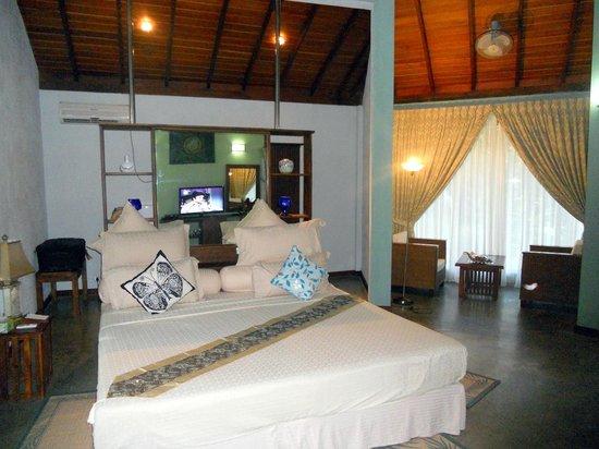 Brook Boutique Hotel & Spa: villa room