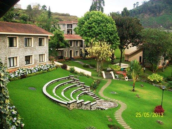 Hill Country Resorts Kodaikanal: cottage views